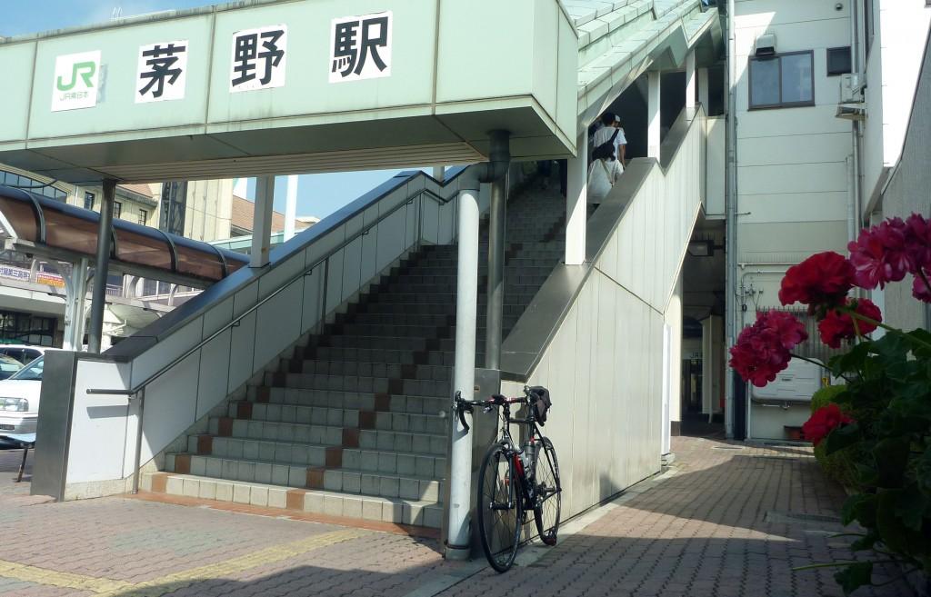 09:02AM@茅野駅
