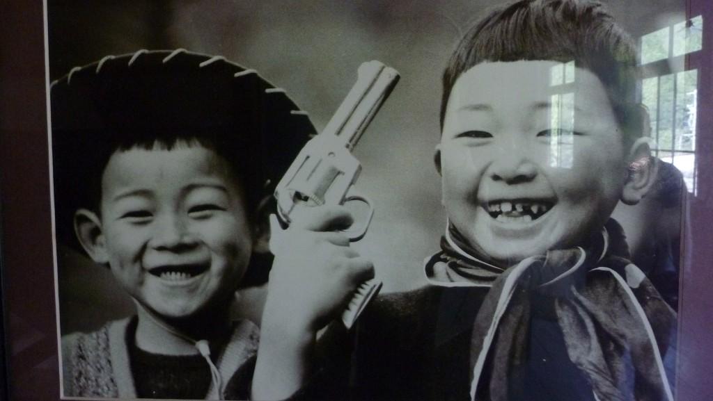 旧木沢小学校@遠山郷