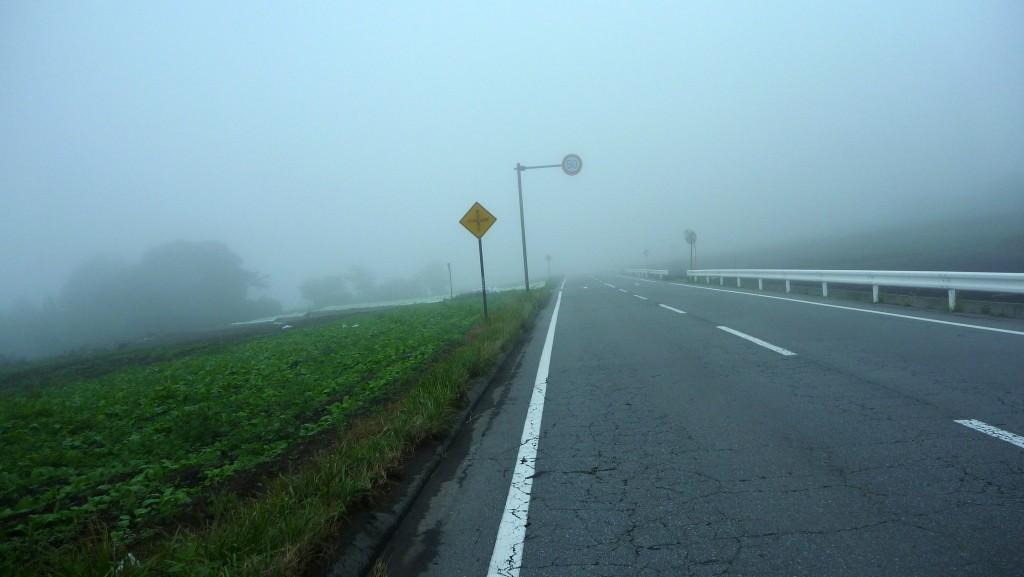 国道18号線