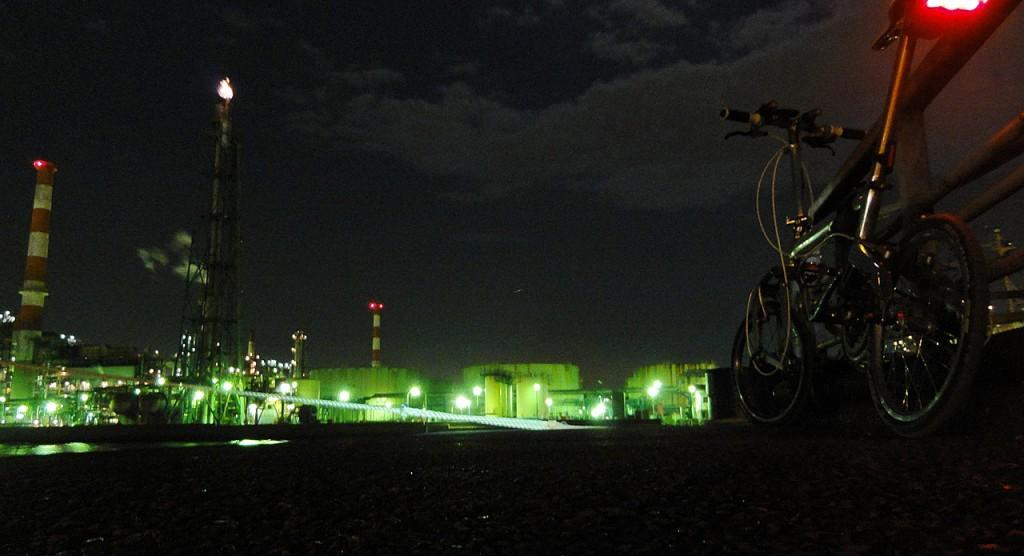 夜光3丁目 水江運河