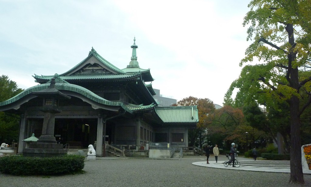震災慰霊堂