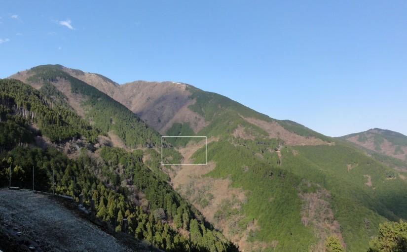 金曜日の午後は山の中の気持ちよい道を走る。唐沢・表丹沢へ