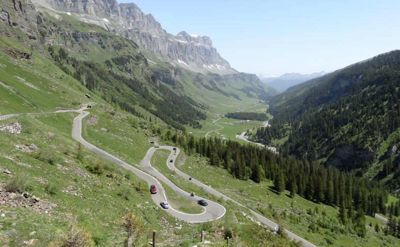 スイス・アルペンパノラマルートを行く(7)Day2:リンタール〜ルツェルン