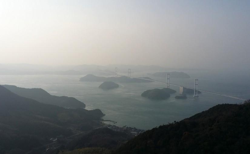 2014年冬 BD-1で行くしまなみ海道ツーリング 2(大三島〜今治)
