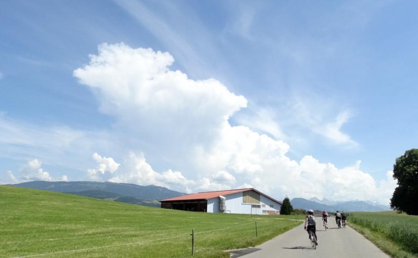 スイス・アルペンパノラマルートを行く(10)Day5:トゥーン〜ビュル