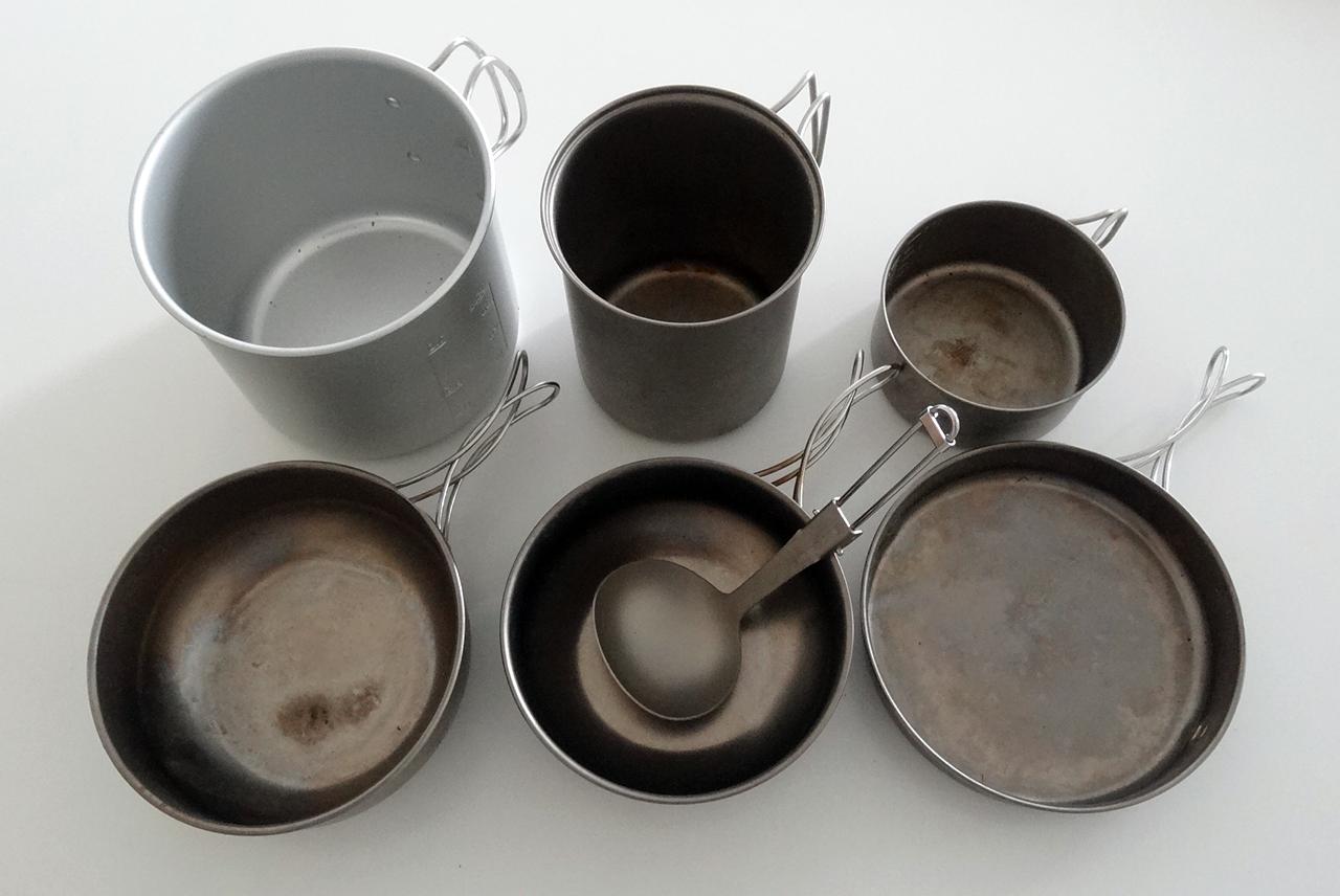 調理器具、食器