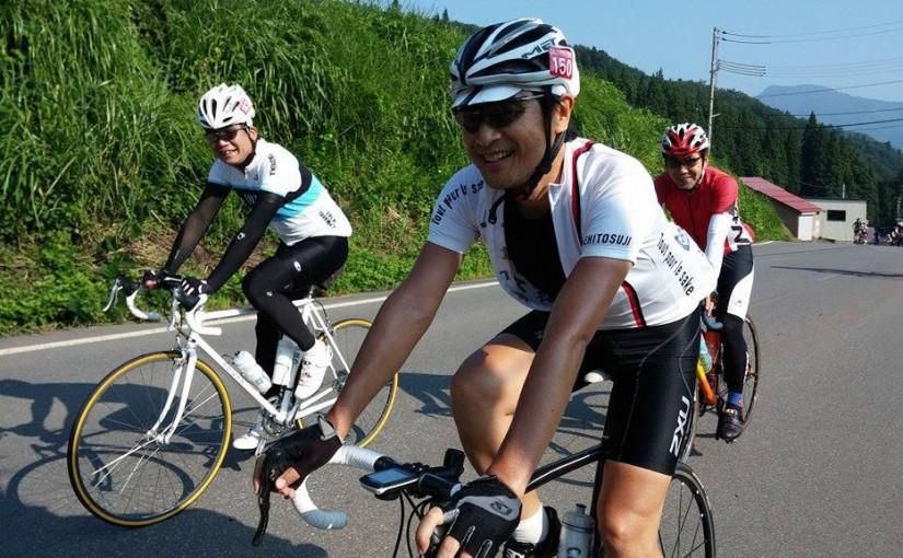 グルっとまるごと栄村100kmサイクリング2015(イベント当日編)