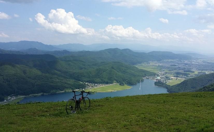 2015年 信州ツーリング 小川村〜鬼無里村〜白馬〜松本〜塩尻