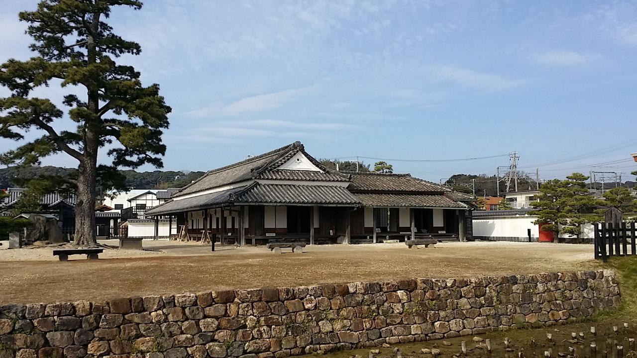 浜松宿・新居関所
