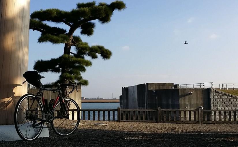 2016年版 旧東海道のじてんしゃ旅 東海道中輪栗毛(後) 宮宿〜伊勢
