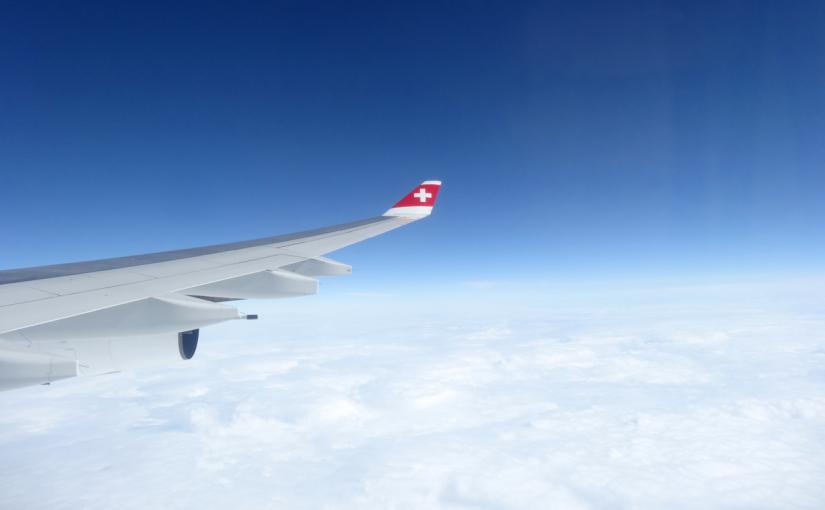 スイスの湖を巡るじてんしゃの旅(5)チューリッヒ到着