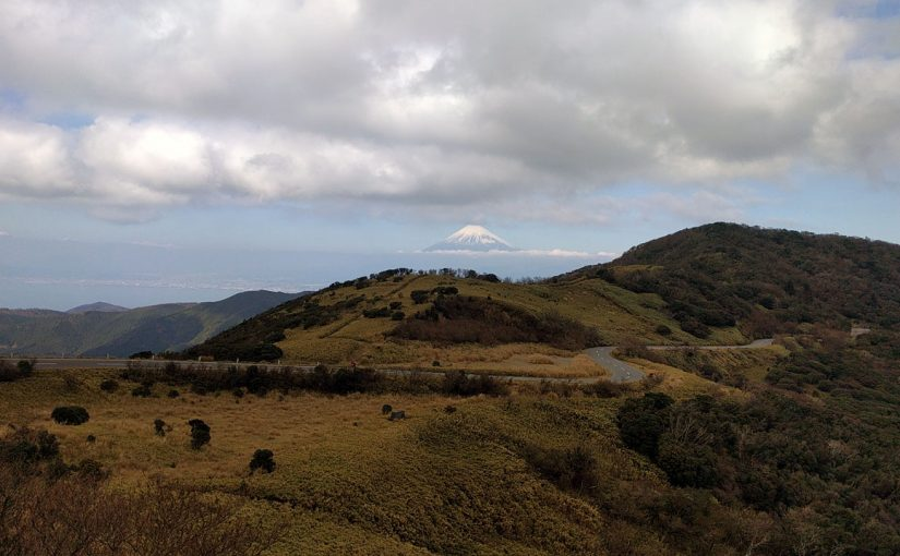 2016年も富士山がドーン 絶景の西伊豆スカイライン