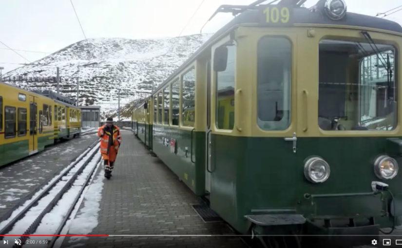スイスモビリティ〈その3〉トップオブヨーロッパ YouTube動画(約7分)