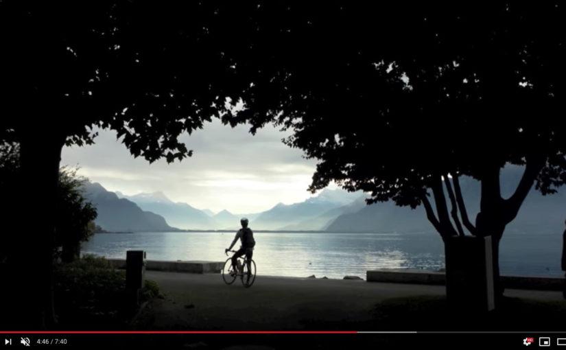スイスモビリティ〈その6〉ローザンヌ〜エビアン YouTube動画(約8分)