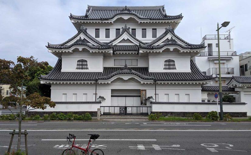 旧東海道を走る!お伊勢参り 東海道中輪栗毛2019(2)小田原〜富士市