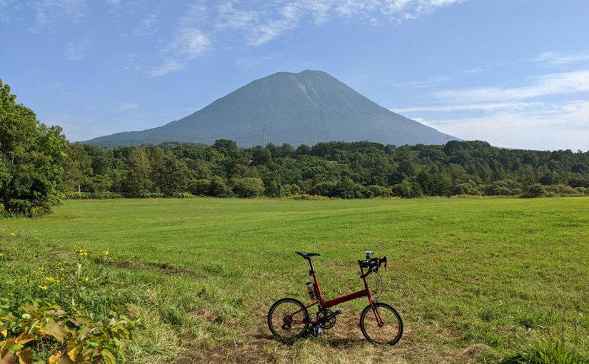 夏の北海道ニセコをサイクリング!羊蹄山一周